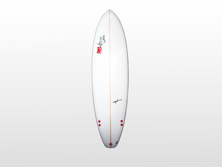 Tabla de surf - placebo - Watsay surf boards