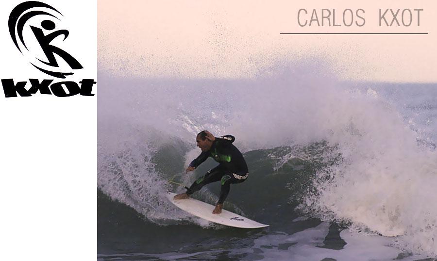 Shaper Carlos kxot - Watsay