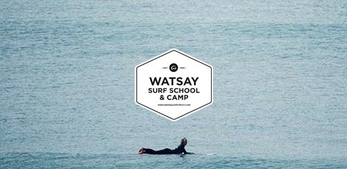 Escuela de Surf Watsay en Cantabria