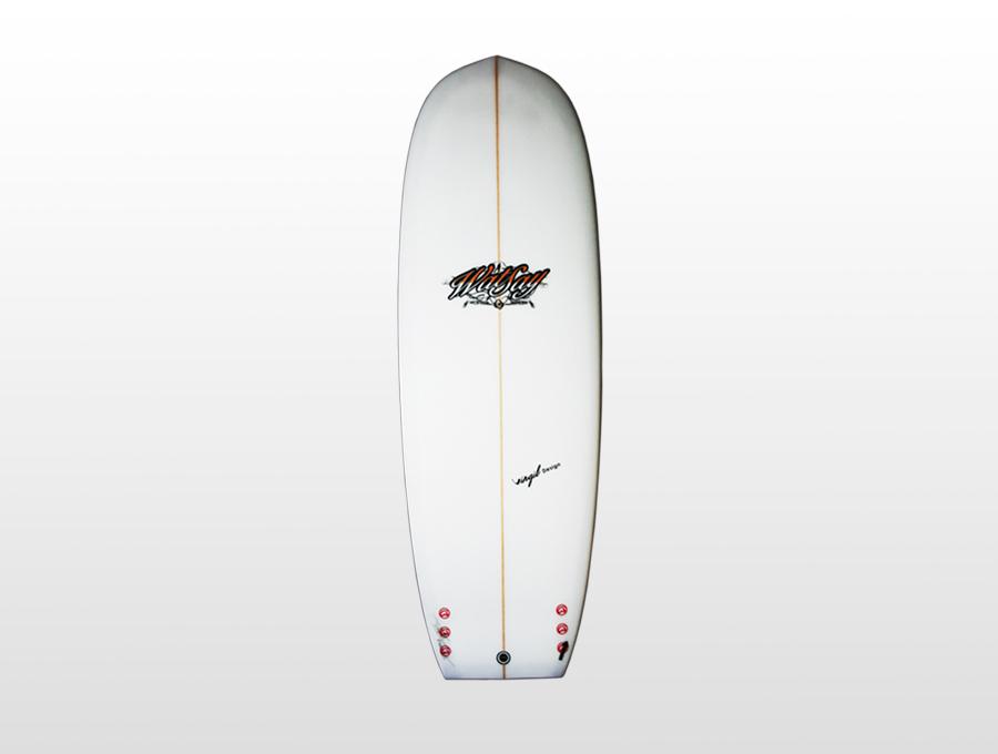 Tabla de surf Minisimon - Watsay surf boards
