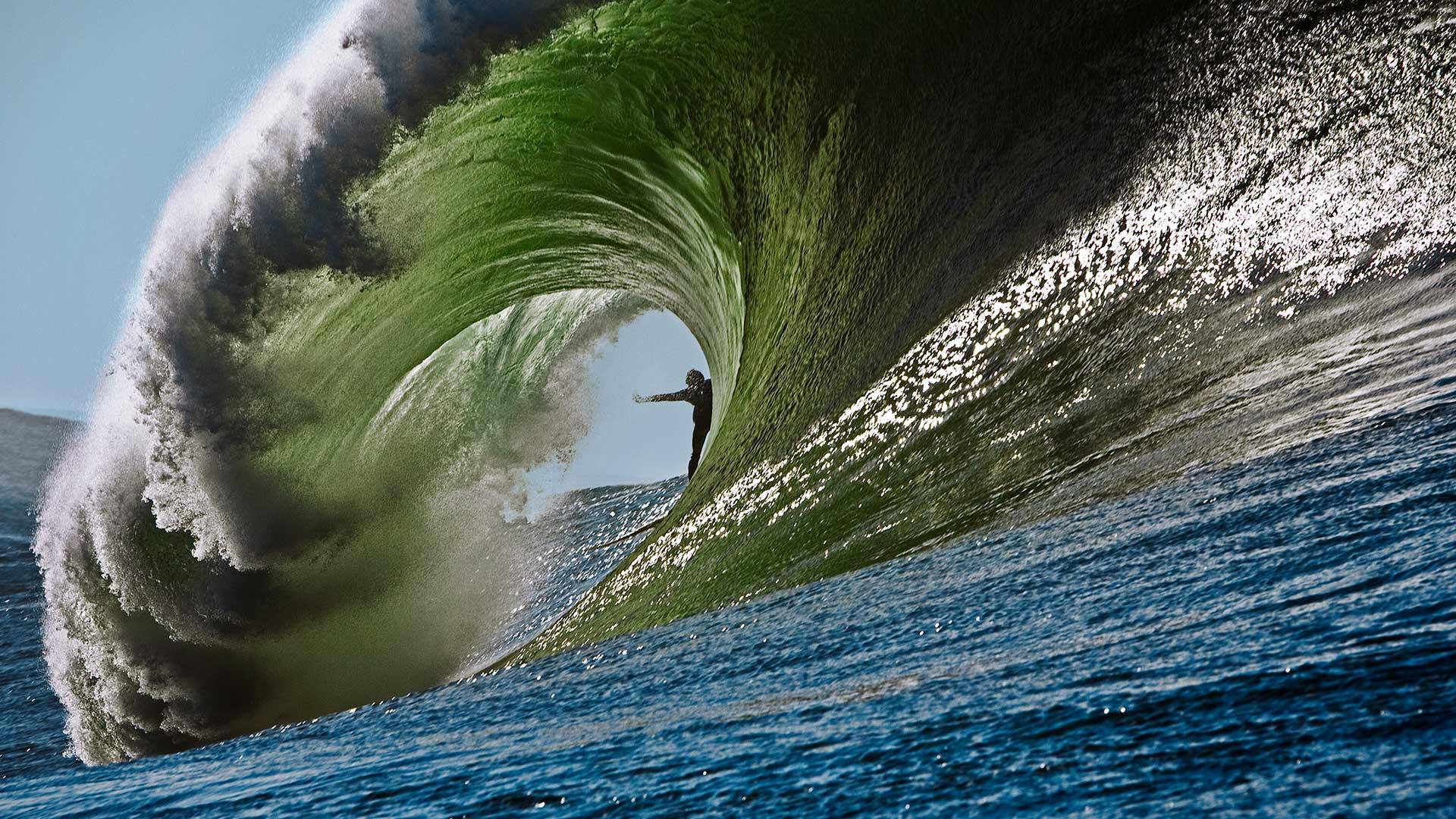 ola trajes de surf libres de neopreno