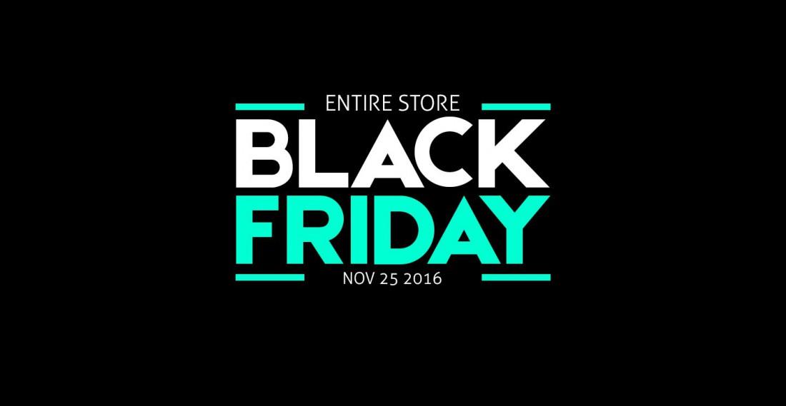 El próximo 25 de Noviembre no te pierdas nuestro Black Friday, descuentos increíbles en toda la tienda.