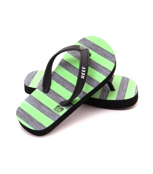 SANDALIA REEF GROM SWITCHFOOT PRIN GREEN/BLACK